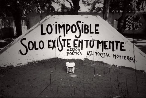 Lo imposible sólo existe en tu mente