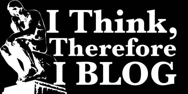 Pienso, luego tengo un blog