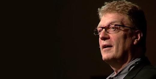 Ken Robinson, autor de 'El elemento'